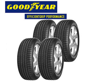 4x Goodyear EfficientGrip Performance - 205/55 R16 91V (ALL SIZES AVAILABLE)