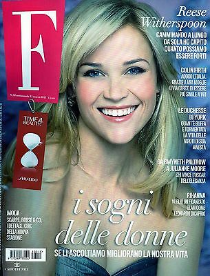 F.Reese Witherspoon,Colin Firth,Lily James,Valeria Golino & Riccardo Scamarcio,i