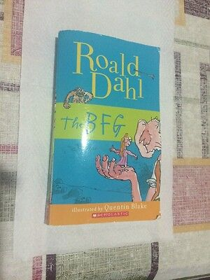 The BFG by Roald Dahl (1982, Paperback, Student Edition of Textbook)