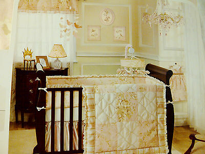 Lambs & Ivy Little Princess 5 Piece Bedding Set