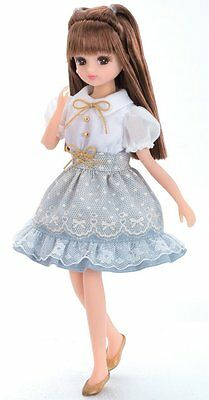 Licca chan Doll Clothes Party Dress Sweet Lace Shoes Takara Tomy From Japan