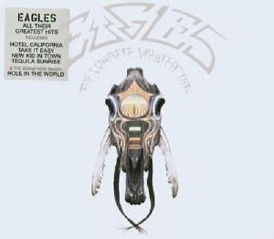 "Eagles ""the Complete Greatest Hits"" 2 Cd New+"