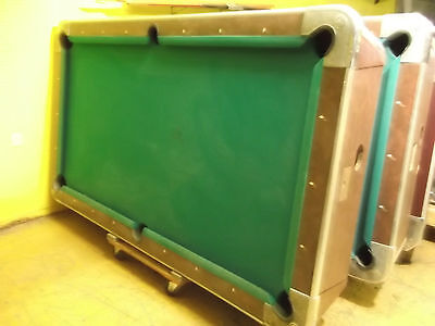 Valley 8 foot pool table #047