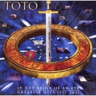 Toto - In The Blink Of An Eye-Greatest Hits 1977-2011  Cd   Rock Best Of  New+