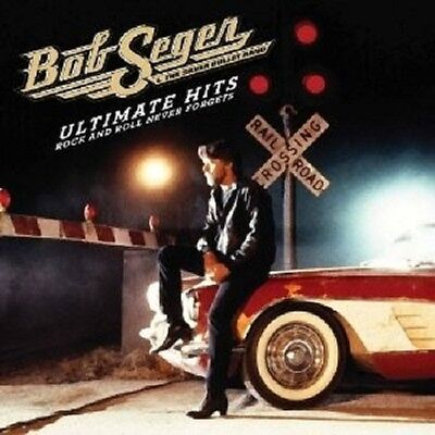 """Bob Seger """"Ultimate Hits: Rock And Roll Never Forgets"""" Cd 2 New+"""