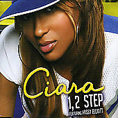 Ciara - 1 2 Step / Goodies USA Shipping Included