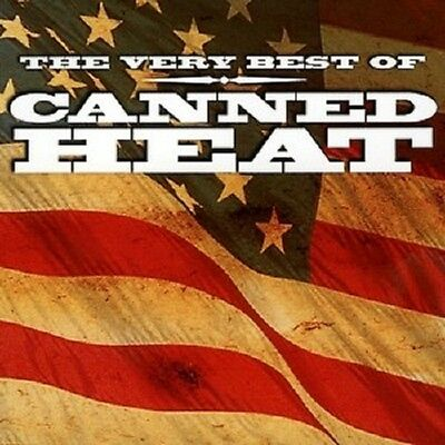 Canned Heat - Best Of,the Very  Cd New+