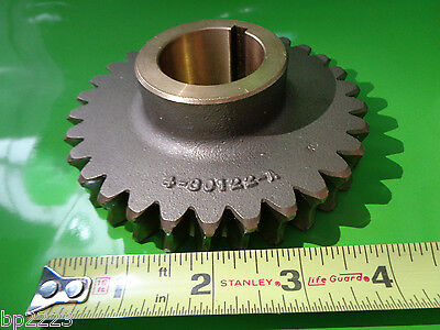 Brass 4-30122-A Worm Gear Assembly 30 Teeth, 430122-A, 430122A New