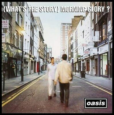 Oasis What's The Story Morning Glory vinyl 2 LP +download g/f NEW/SEALED