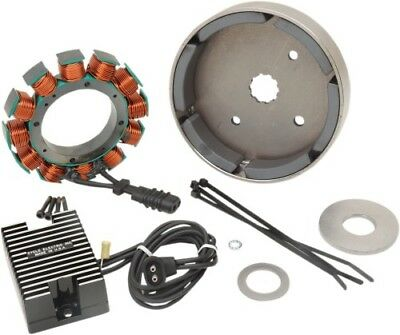 Cycle Electric Charging Kit 32 Amp Charging System CE-32AL 47-9520 DS-195215