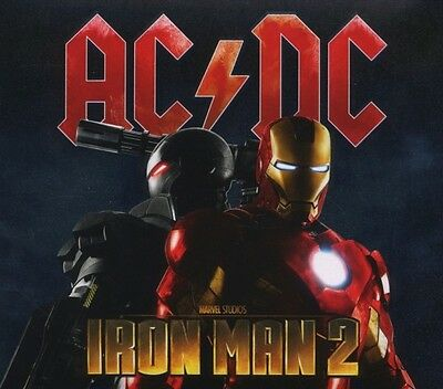 """Ac/Dc """"Iron Man 2"""" Cd Mit Highway To Hell Uvm Best Of 15 Tracks+++++ New+"""