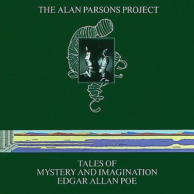 The Alan Parsons Project - Tales Of Mystery And Imagination  Cd New+