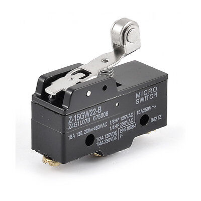 XZ-15GW22-B Short Roller Hinge Normally Open/Close Micro Lever Limit Switch