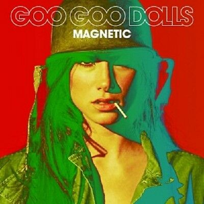 The Goo Goo Dolls - Magnetic  Cd  11 Tracks Rock  New+