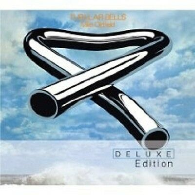 "Mike Oldfield ""tubular Bells"" 2 Cd+Dvd Deluxe Edt New+"