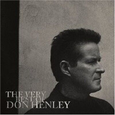 """Don Henley """"The Very Best Of"""" 2 Cd Deluxe Edition New+"""