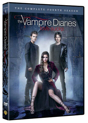 The Vampire Diaries - Stagione 04 (5 Dvd) WARNER HOME VIDEO