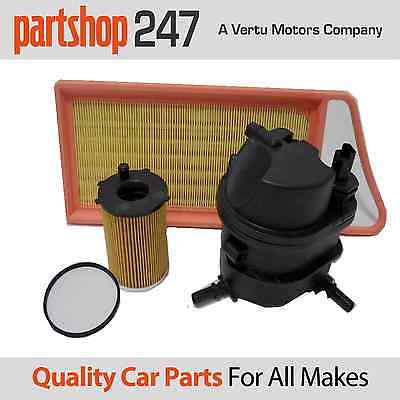 Ford Fiesta mk6 2002-2008 1.4 TDCI Service Kit Oil, Air, Fuel Filters