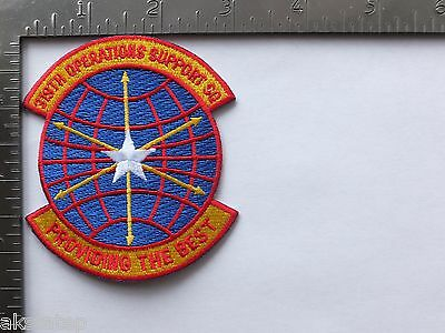 USAF 319th OPERATIONS SUPPORT SQUADRON PATCH (AFE-1)