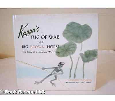 Kappa's Tug-of-War with Big Brown Horse: The Story of a Japanese Water Imp HC