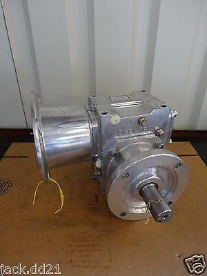 NEW Electra-Gear Worm Gear Speed Reducers 5:1 Ratio Aluminum NEW             NEW