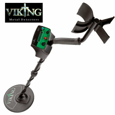 Viking VK30 Metal Detector with Accessories