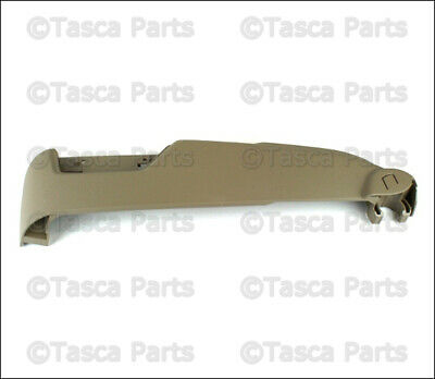 Oem Mocca Brown Front Lh Driver Seat Side Panel 2007-2014 Volvo Xc90 #39802015