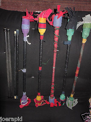 LOT Juggling Sticks Devil Sticks Flower Sticks