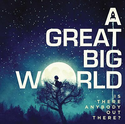 A Great Big World Is There Anybody Out There Cd Brand New