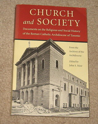 CHURCH AND SOCIETY Documents on the Religious and Social History of the Roman Ca