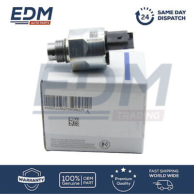 Ford Common Rail Fuel Injection Control Valve Pump Pressure Regulator 1.8 Tdci
