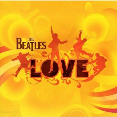 Beatles Love Special Edition Cd Brand New