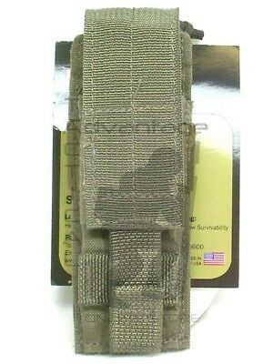 BAE Systems ECLiPSE .45 Cal Single Magazine MOLLE Pouch - ranger green V2