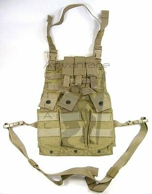 BAE Systems ECLiPSE First Responder Chest Rig Kit - MJK khaki