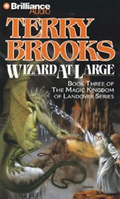Wizard at Large 3 by Terry Brooks (2008, CD, Abridged)