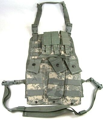 BAE Systems ECLiPSE First Responder Chest Rig Kit - universal camo w/.45 Pouch