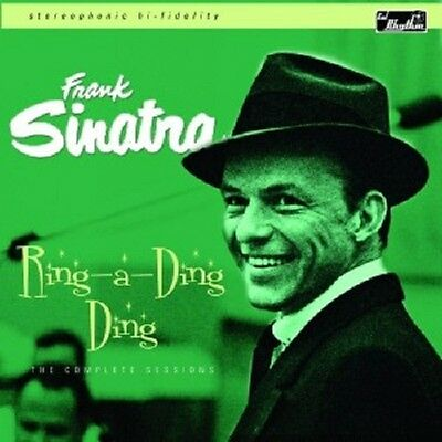 Frank Sinatra - Ring-A-Ding Ding (Complete Sessions) 2 Cd New+