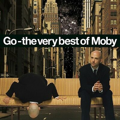 Moby - Go-The Very Best Of Moby  Cd New+