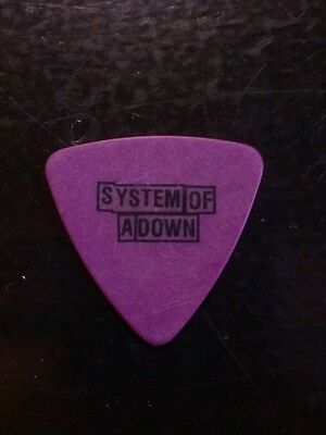 System Of A Down Guitar Pick  MAKE AN OFFER!