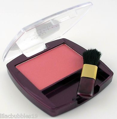 Ccuk Pink Powder Blusher Blush #23 Mystic Rose With Brush New Constance Carroll