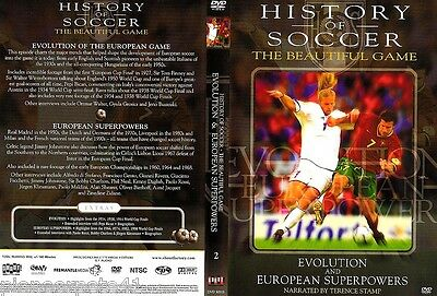 History of Soccer - The Beautiful Game - Vol 2- Evolution & European Superpowers