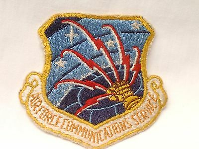 US Air Force Communications Service Patch
