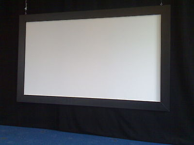 SCREEN MATERIAL FROM 1 m, FRONT PROJECTION CINEMA SCREENBASE EVERY LENGTH