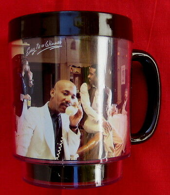 "Hot Chocolate 1974 coffee mug promo only ""Every 1's a Winner"" mint unused"