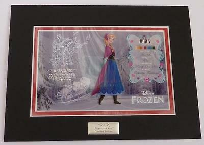 Walt Disney Frozen Princess Anna Hot Topic Exclusive Character Key Acme Archives