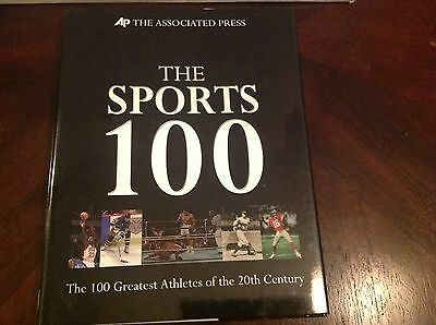 The Sports 100: The 100 Greatest Athletes of the 20th Century Hardcover, 1999