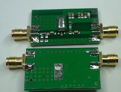 50MHz-1GHz 0.5W Broadband RF Power Amplifier Radio Signal Amplifier Verstärker