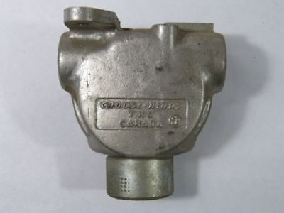 Crouse Hinds FH-M68 Conduit Outlet Junction Body ! WOW !