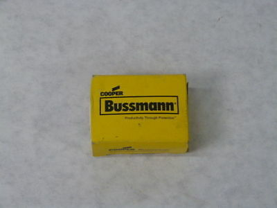 Bussman FNM-6 Time Delay Fuse 6amp Box of 10 ! NEW !