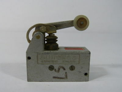 Burgess M3BRMA Limit Switch Roller Lever 10amp 2NC ! WOW !